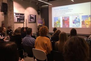 Tietoa kulttuurialan pohjoismaisesta ja eurooppalaisesta rahoituksesta: ohjelmainfo ja hankesparraus