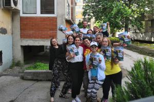 Hyria säätiössä aloittaa syksyllä solidaarisuusjoukkojen kautta palkattava nuori