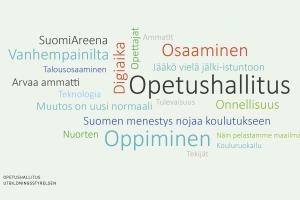 Opetushallitus näyttävästi mukana SuomiAreenassa