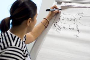 Erasmus+ Youth in Action -hankkeissa näkyy nuorten yhteiskunnallinen aktiivisuus ja huoli ilmastosta