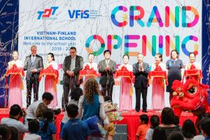 First school based on Finnish pedagogical approach has opened in Vietnam