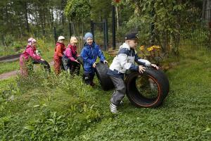 Kolme suomalaista päiväkotia kilpailee Euroopan komission #BeActive Education -palkinnosta