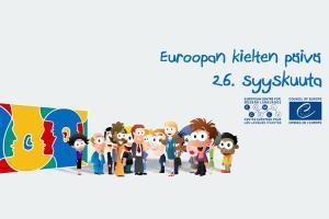 Euroopan kielten päivää vietetään 26.9.
