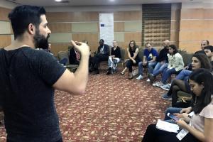 EU:n nuoriso-ohjelmat: Citizenship Reloaded: Digital Citizenship (and tools) for a New European Citizenship