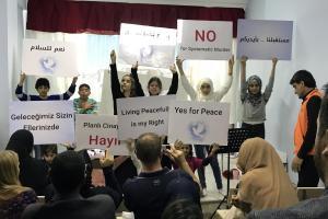 Euroopan nuoriso-ohjelmat: Sustainable Development Goals and Me -verkkokoulutus