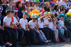Heritage Hubsissa lapset ja nuoret ovat aktiivisia kulttuuriperintötoimijoita