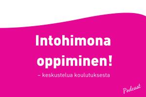 Johtaminen, luottamus ja koulujen kehittäminen – kuuntele Opetushallituksen uusinta podcast-jaksoa ruotsiksi
