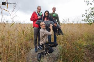 Suomen luonnonsuojeluliitto – yli 50 vapaaehtoisen voimin ilmaston asialla