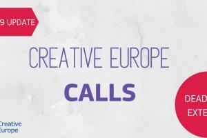 Luova Eurooppa -ohjelman hakuaikoja jatkettu