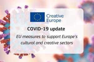 EU kokosi yhteen kulttuurille ja luoville aloille suunnattuja tukitoimiaan koronakriisiin