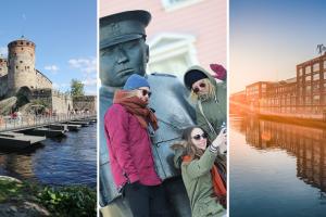 Tampere, Oulu ja Savonlinna toiselle kierrokselle Euroopan kulttuuripääkaupunkikilvassa