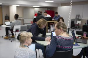 Ammatillisen koulutuksen aloittaneiden opiskelijoiden määrä lisääntyi
