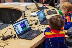 Projekt för distansundervisning i samiska belönades med Cygnaeus-priset 2020