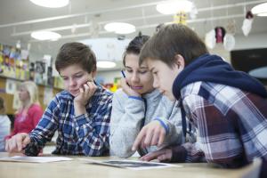 Kyselyn mukaan vuorovaikutustaitoja halutaan vahvistaa kouluissa