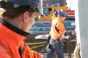 Rakennusalan ja talotekniikan perustutkinnoissa kiertotalousajattelu vahvistuu