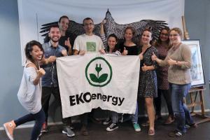 Pitkään jatkunut vapaaehtoistyö Suomen luonnonsuojeluliitossa edistää uusiutuvan energian käyttöä Euroopassa