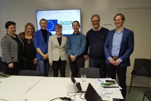 Kiinteistöjen energiatehokkuus kestävän kehityksen edistäjänä – Erasmus+ -hankkeesta tukea täydennyskoulutuksen kehittämiseen