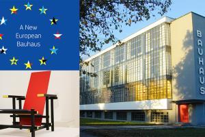 New European Bauhaus vie EU:ta kohti kestävää tulevaisuutta