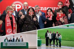 Tamperelainen liikuntaosaaminen kelpaa Euroopalle - ja Euroopan parhaat vinkit Pyrinnölle