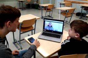 Oriveden hyvinvointiagentit tekevät kansainvälistä yhteistyötä virtuaalisesti