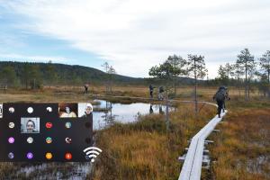 Youth Against Drugs ja Kuusamon kaupunki ovat tyytyväisiä nuorisovaihtohankkeen virtuaalitoteutukseen