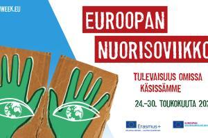 Under Europeiska ungdomsveckan tar ungdomarna framtiden i egna händer