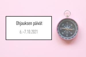 Ohjauksen päivät 2021 – Oppivelvollisuus laajenee, muuttuuko ohjaus? -webinaari