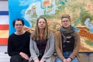 Hankekokemuksia filmillä: Kansainvälistä yhteistyötä ja ystävyyttä Uudenkaupungin yhtenäiskoulussa