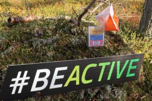 Euroopan urheiluviikko #BeActive kannustaa liikkeeseen