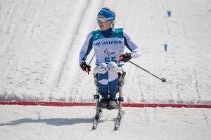 Pyeongchangin paralympialaisissa Sini Pyylle myönnettiin harvinainen palkinto – Uusi #BeActive-lähettiläs kertoo, miksi haluaa olla itse äänessä
